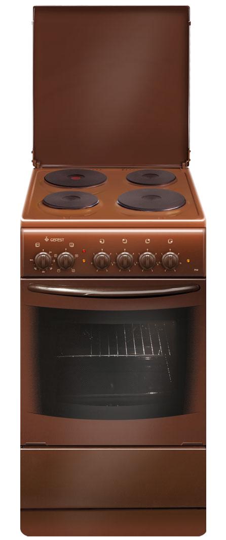 Электрические плиты в ассортименте